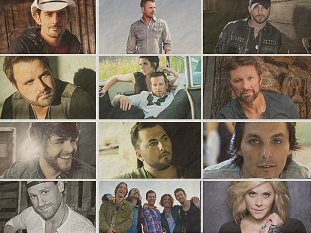 Taste of Country Festival Lineup
