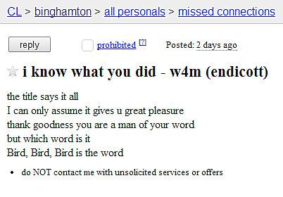 Craigslist com Binghamton