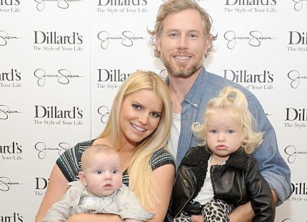 Jessica and ashlee simpson host jessica simpson collection event at