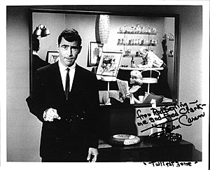 The Rod Serling Archive at the Bundy Museum