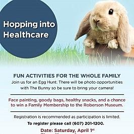 Hopping-into-Healthcare