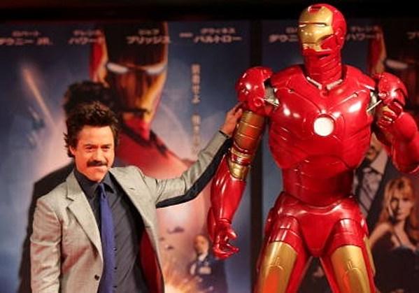 Man Creates Real-Life Iron Man Suit That Really Flies
